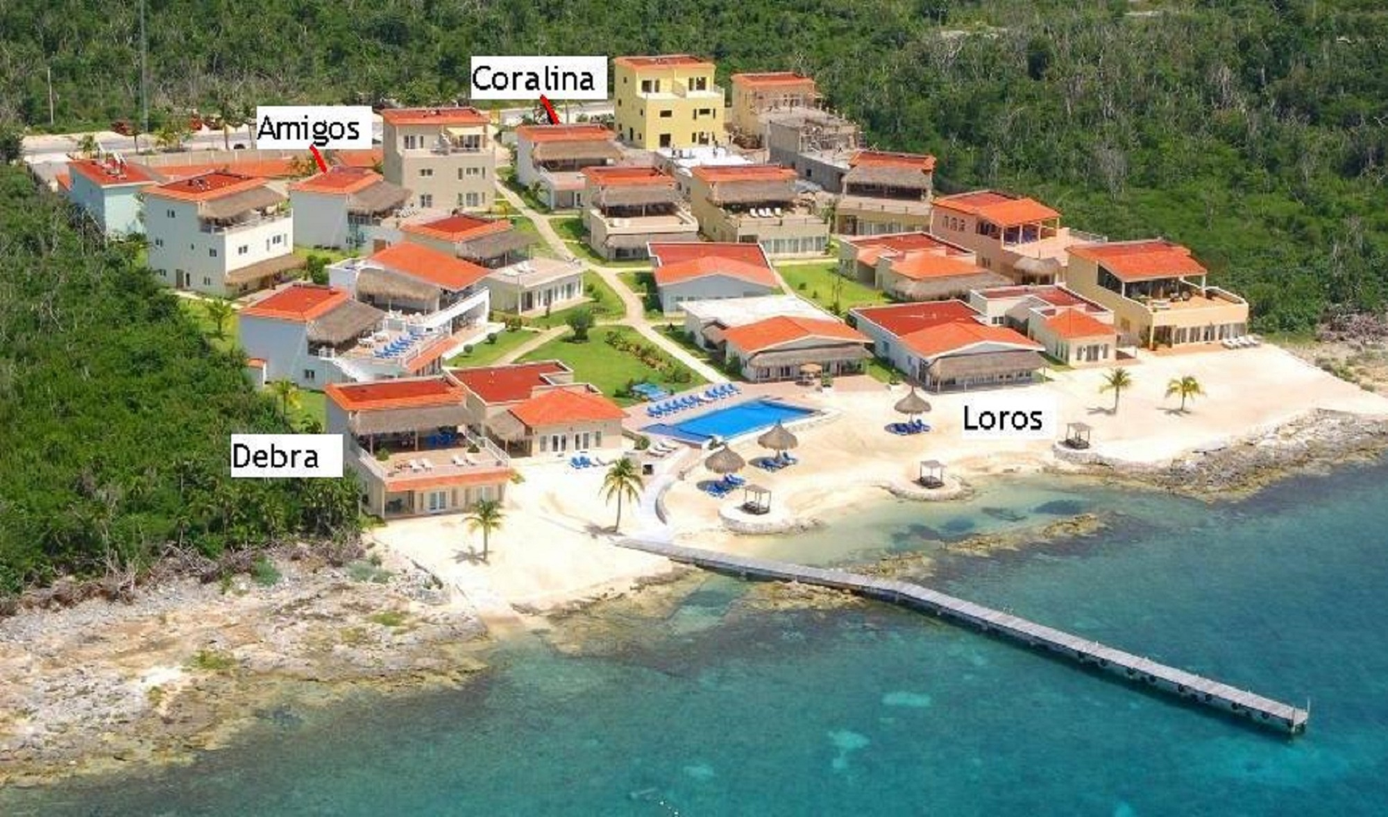Cozumel Vacation Homes For Sale
